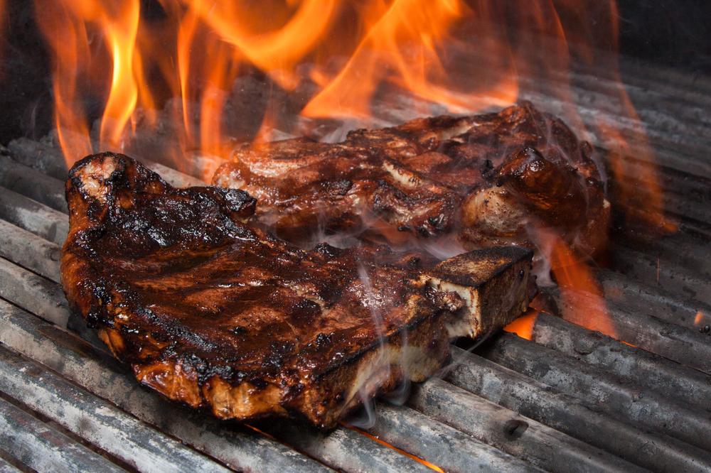 Asado's Ribeye Steak heimisch