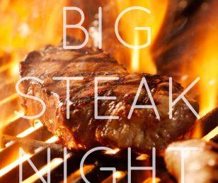 Mittwoch - Big-Steak-Night im Asado's / best Steakhouse of Tyrol