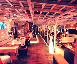 Summer Lounge Terrace of Asado's Steakhouse